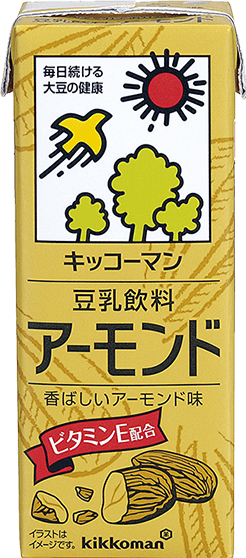 豆乳飲料 アーモンド
