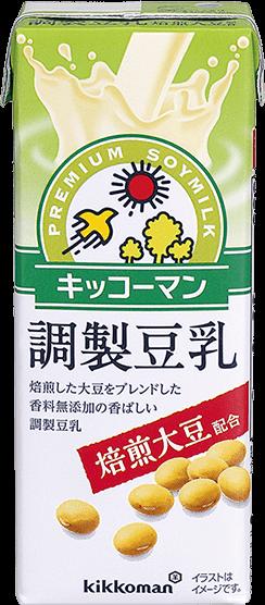 焙煎大豆 調製豆乳