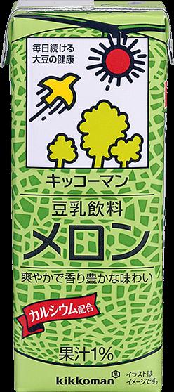 豆乳飲料 メロン