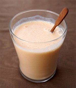 ジンジャーフルーツ豆乳