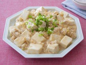 豆乳麻婆豆腐