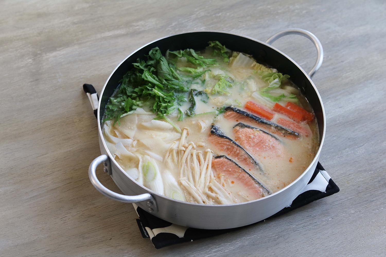 酒粕豆乳鍋